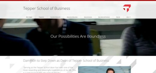 The Tepper School of Business at Carnegie Mellon University
