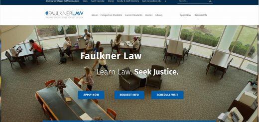 The Thomas Goode Jones School of Law at Faulkner University