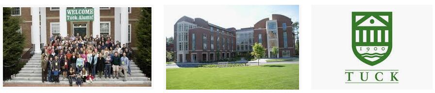 The Tuck School of Business at Dartmouth College