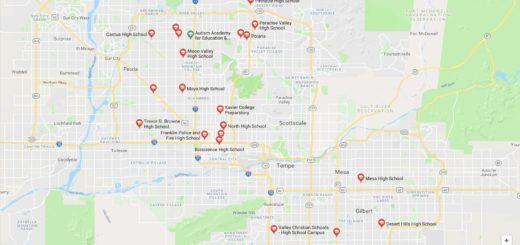 Top High Schools in Arizona