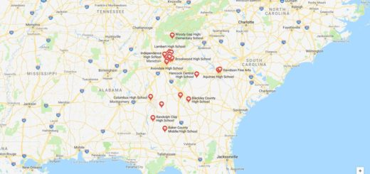 Top High Schools in Georgia