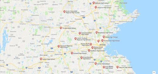 Top High Schools in Massachusetts