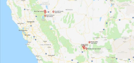 Top High Schools in Nevada