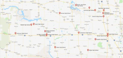 Top High Schools in North Dakota