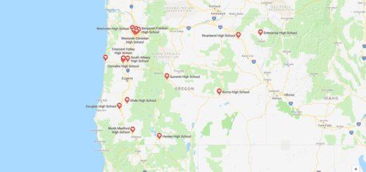 Top High Schools in Oregon