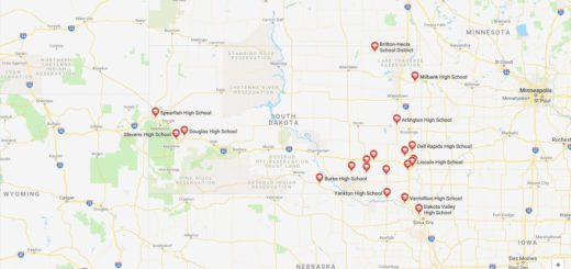 Top High Schools in South Dakota