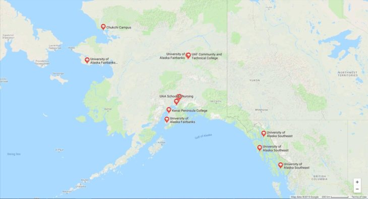 Top Nursing Schools in Alaska 2019