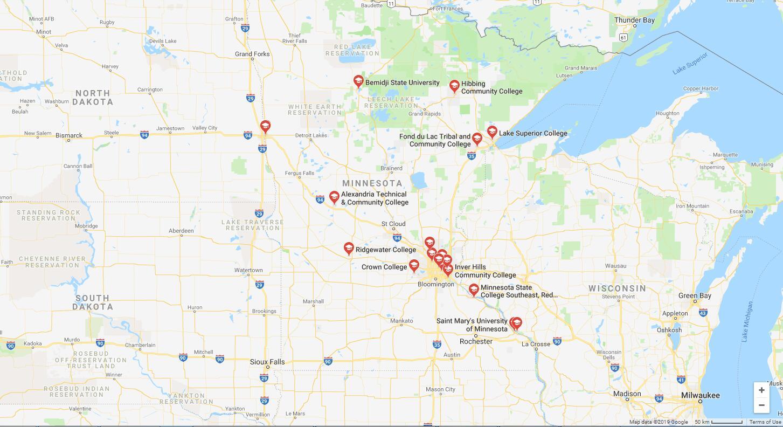 Top Nursing Schools in Minnesota