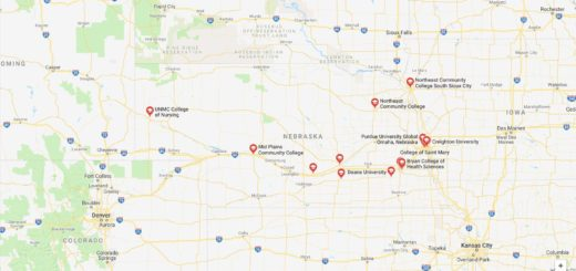 Top Nursing Schools in Nebraska