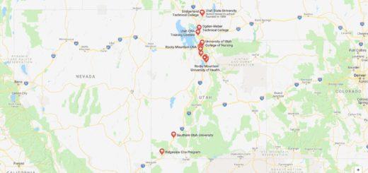 Top Nursing Schools in Utah