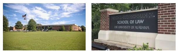 University of Alabama Law School