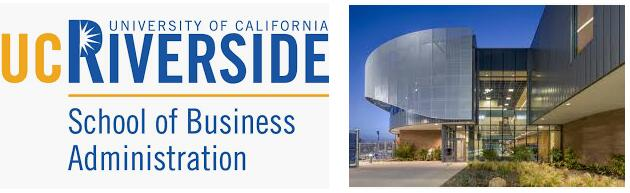 University of California--Riverside Business School