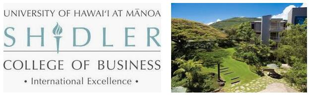 University of Hawaii--Manoa Business School