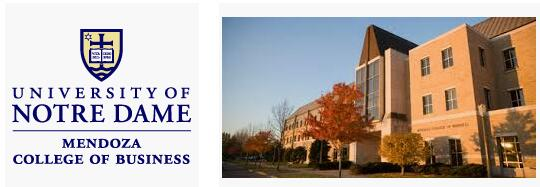 University of Notre Dame Business School