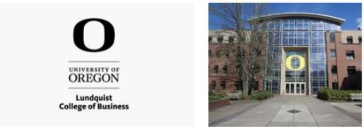 University of Oregon Business School