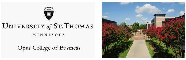 University of St. Thomas Business School