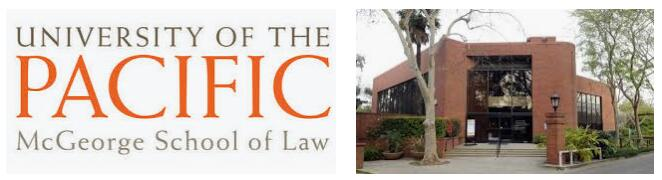 University of the Pacific School of Law