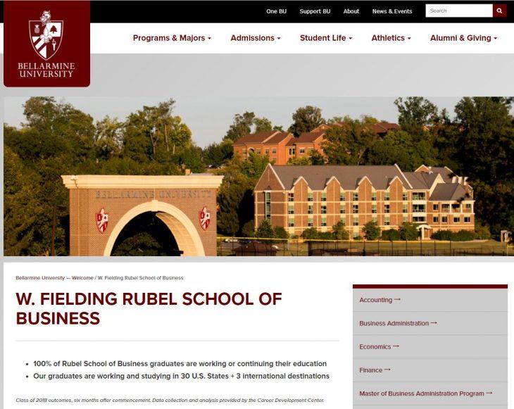 W. Fielding Rubel School of Business at Bellarmine University