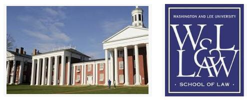 Washington and Lee University School of Law