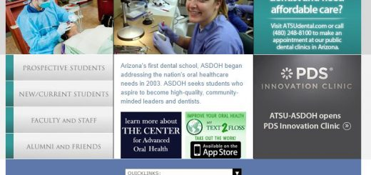 Arizona School of Dentistry and Oral Health
