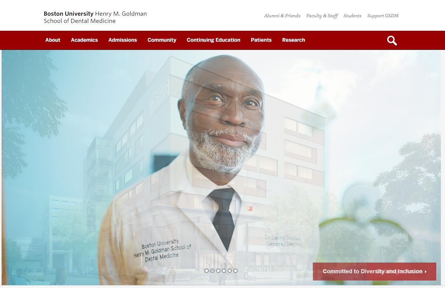 Boston University Goldman School of Dental Medicine