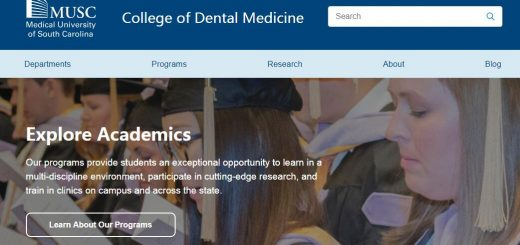 Dental Schools in South Carolina