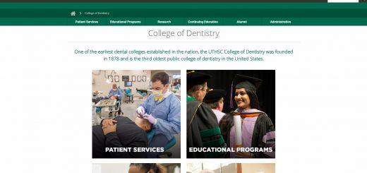 Dental Schools in Tennessee