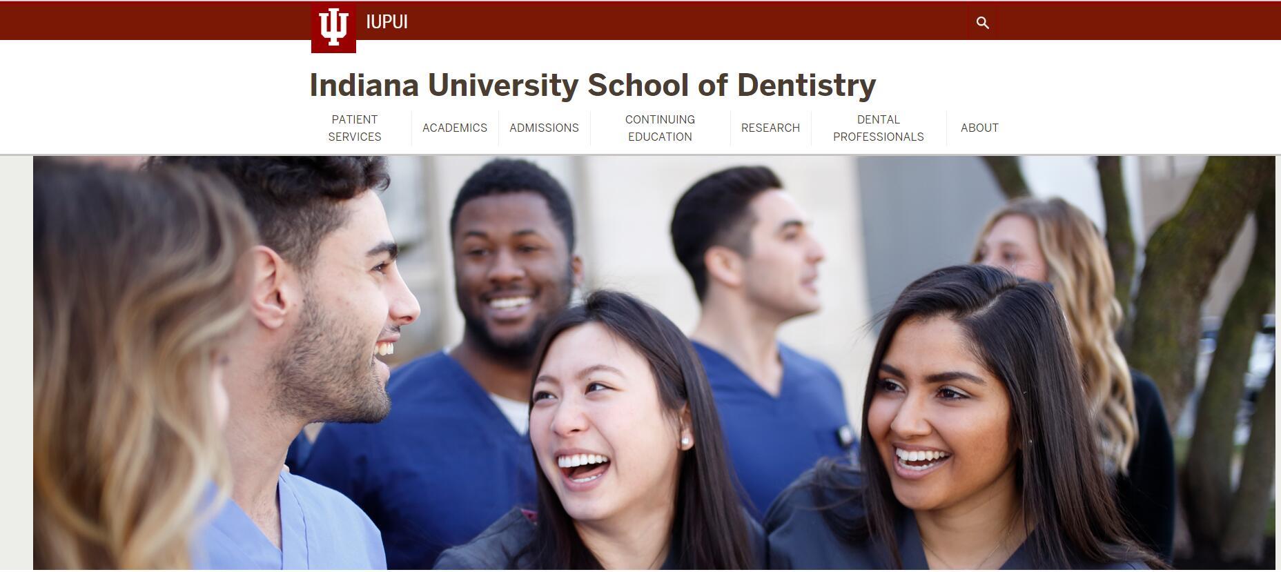 Dental Schools in Indiana