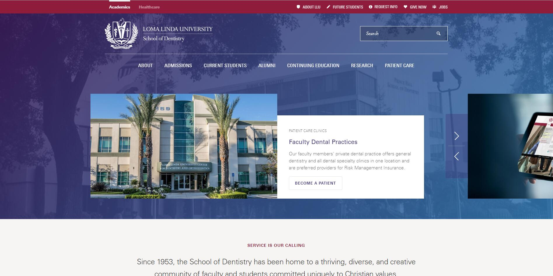 Loma Linda University School of Dentistry