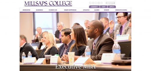 Millsaps College (Else) Part Time MBA