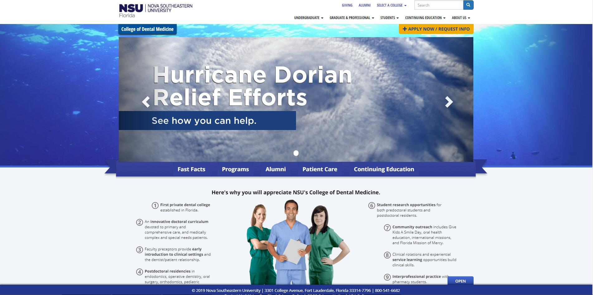 Dental Schools in Florida