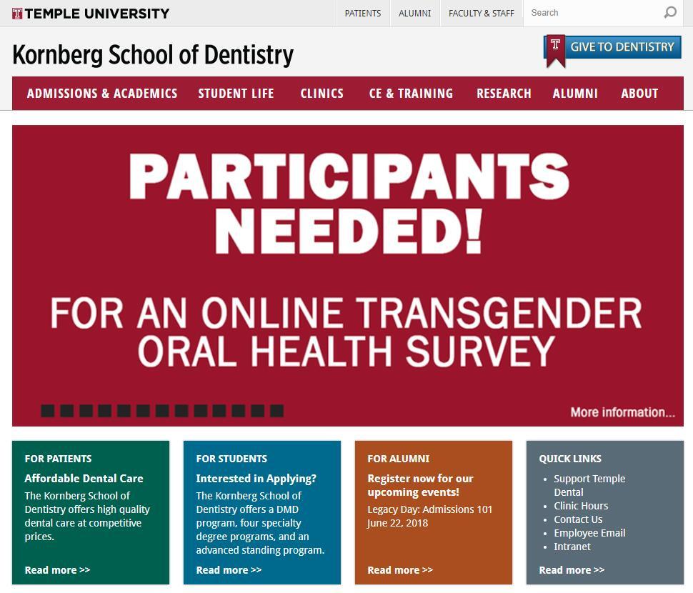 Dental Schools in Pennsylvania