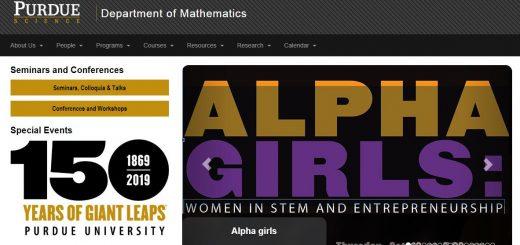 Top Math Schools in Indiana