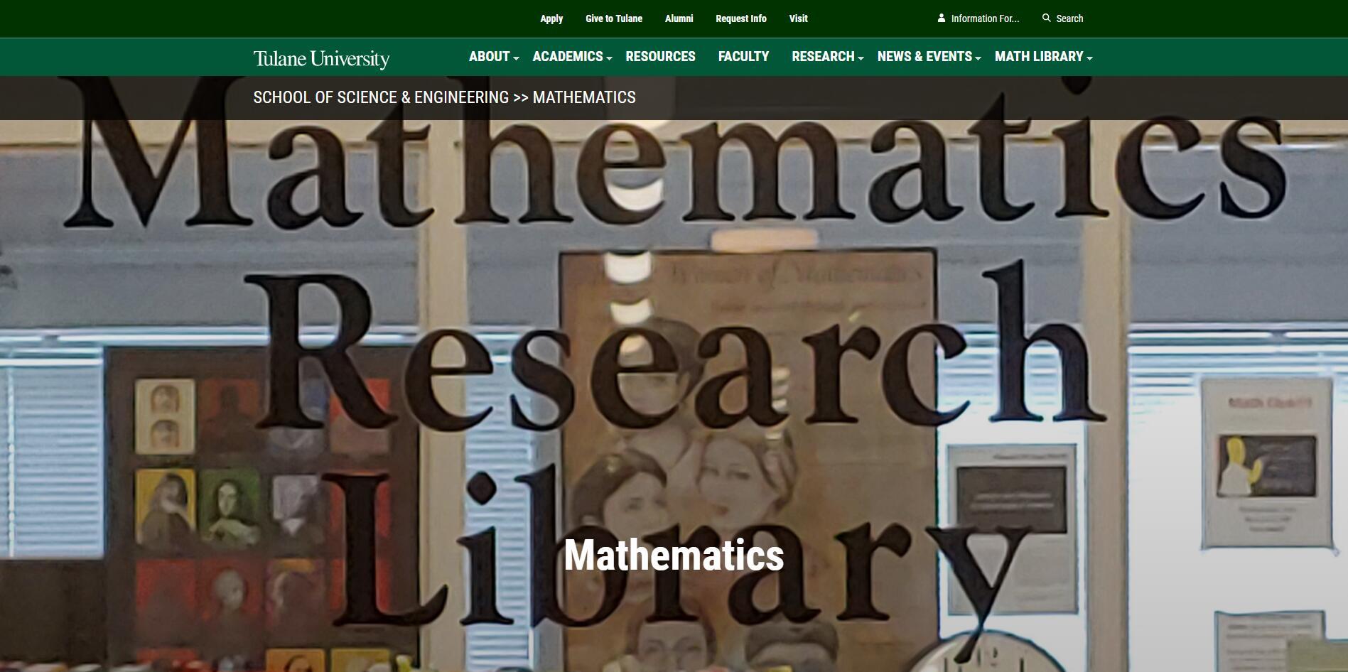 Top Math Schools in Louisiana
