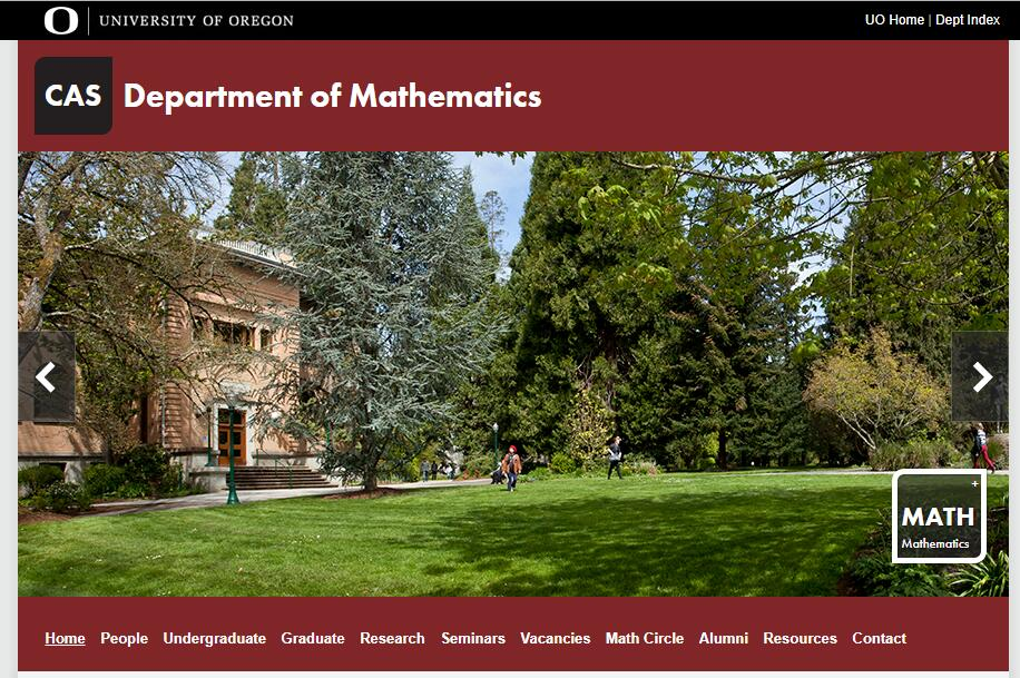 Top Math Schools in Oregon