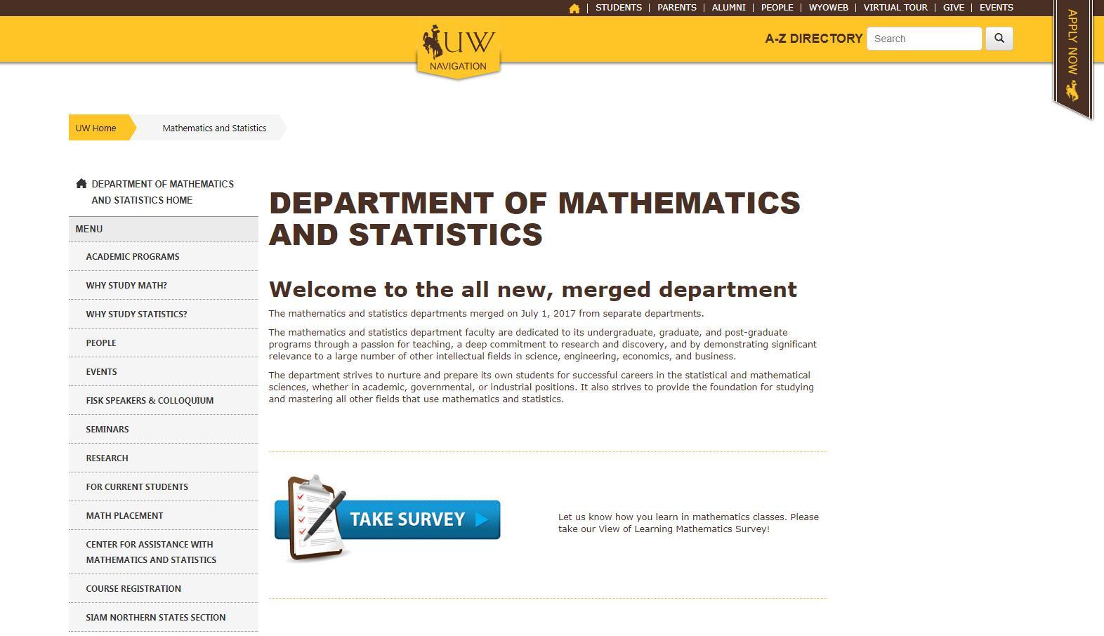 Top Math Schools in Wyoming