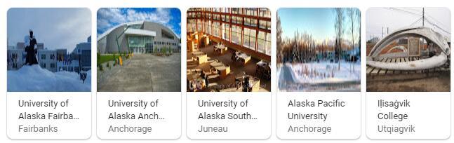 Top Universities in Alaska