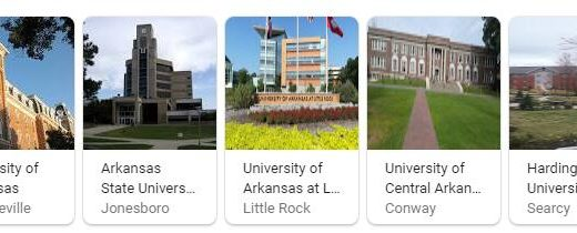 Top Universities in Arkansas