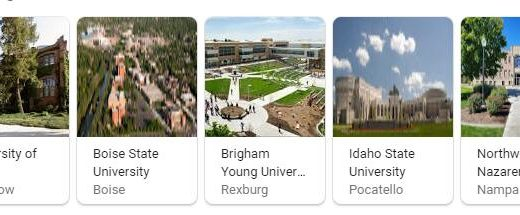 Top Universities in Idaho
