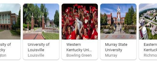 Top Universities in Kentucky