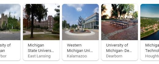 Top Universities in Michigan