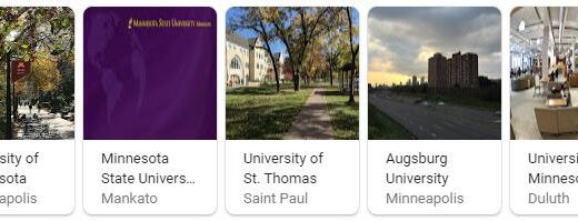 Top Universities in Minnesota