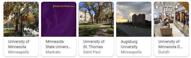 Top Universities in Minnesota