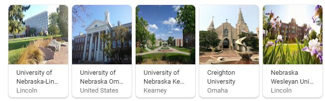 Top Universities in Nebraska