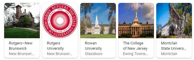 Top Universities in New Jersey
