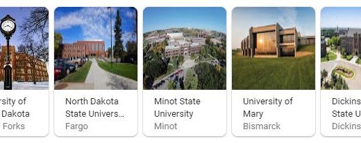 Top Universities in North Dakota