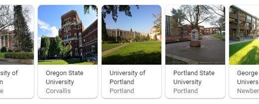Top Universities in Oregon