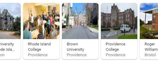 Top Universities in Rhode Island
