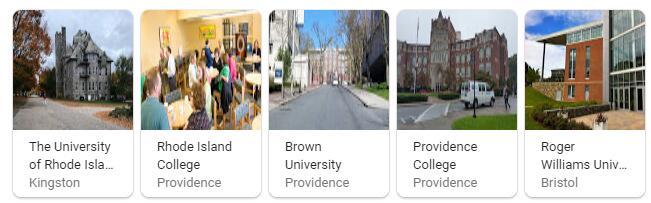 Top Universities in Rhode Island