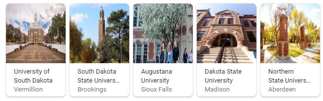 Top Universities in South Dakota
